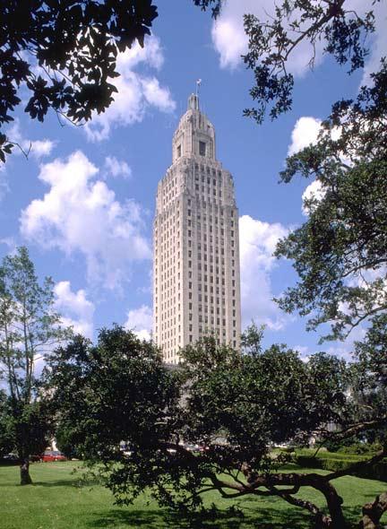 Louisiana State Capital Building